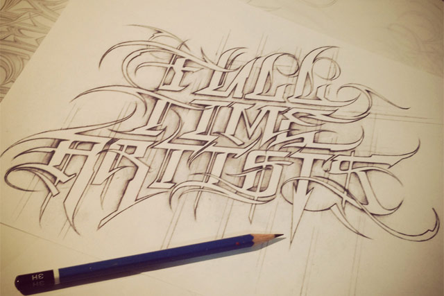 Cool drawings of graffiti in pencil for Cool drawing websites