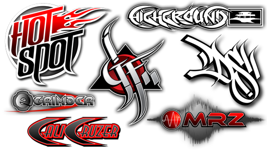 custom graffiti logo designs